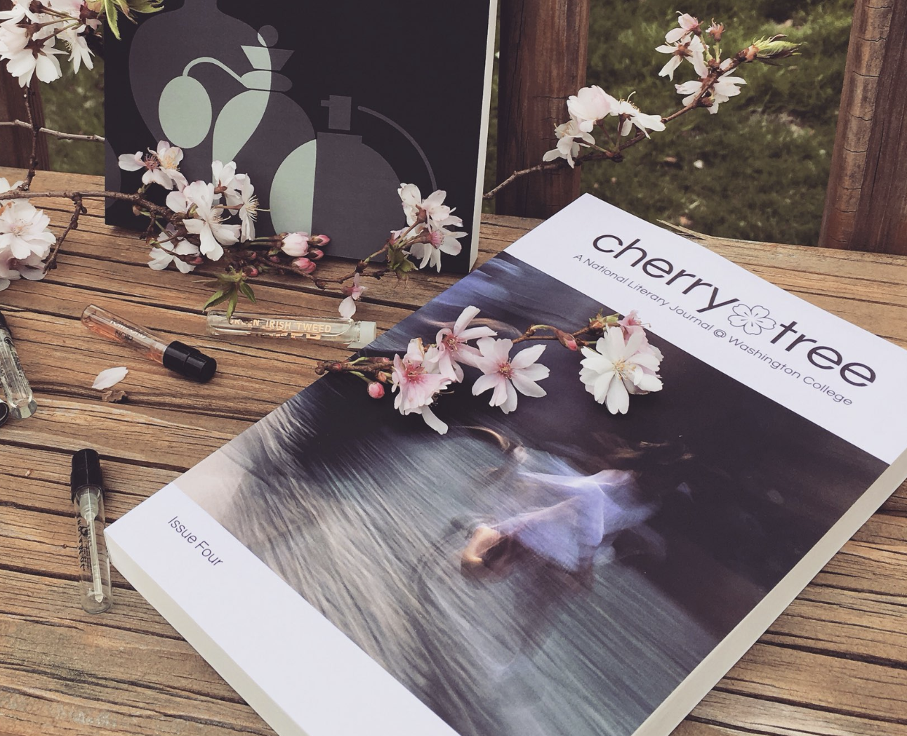 Cherry Tree's Issue #4. Click through to subscribe!